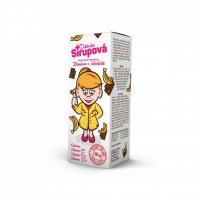DOKTORKA SIRUPOVÁ kalciová s príchuťou Banánov v čokoláde 100 ml