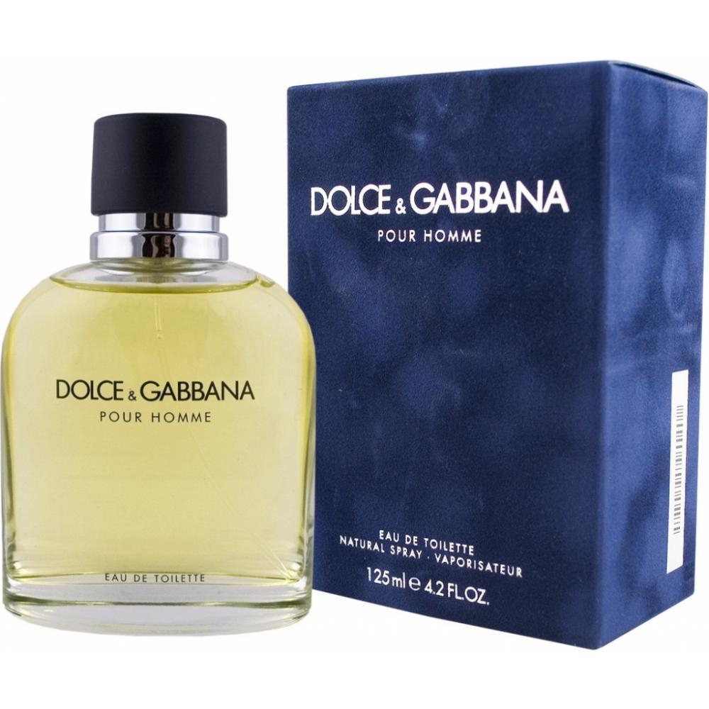 Dolce & Gabbana Pour Homme 125ml (Tester)