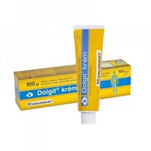 DOLGIT krém crm 1x100 g