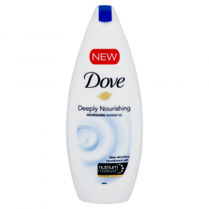 DOVE Sprchový gél deeply Nourish 250ml