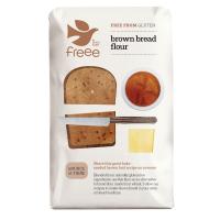 DOVES FARM Chlebová zmes tmavá bez lepku 1000 g