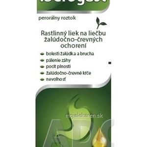 IBEROGAST perorálny roztok 50 ml