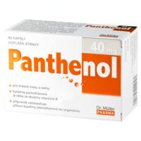 DR.MÜLLER Panthenol 40 mg 60 kapsúl