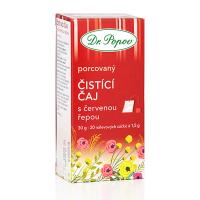 DR. POPOV Čistiaci čaj s červenou repou 30 g