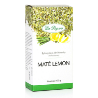 DR. POPOV Maté lemon 100 g