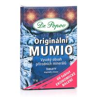 DR.POPOV Mumio 200 mg 60 tabliet