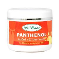 DR. POPOV Panthenol nočný krém 50 ml