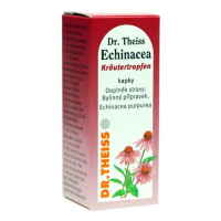 Dr.Theiss Echinacea kvapky 50 ml