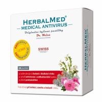 DR. WEISS HerbalMed Medical Antivirus 20 pastiliek