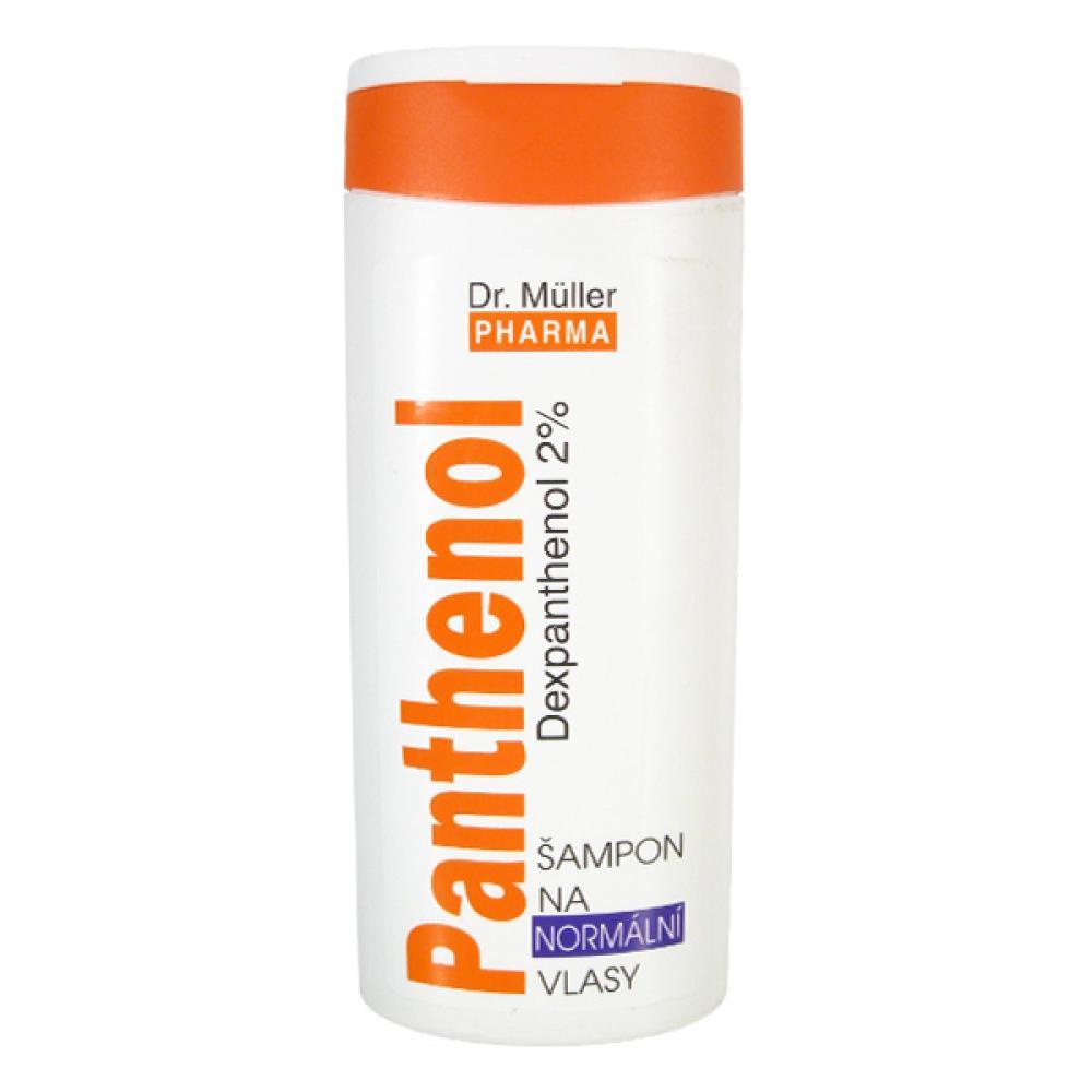 Dr. Müller Panthenol šampón normálne vlasy 250ml