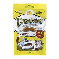 Dreamies kočka pochoutka sýrová 60 g