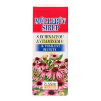 Dr Müller Sirup echinacea + Vitamín C 320 g