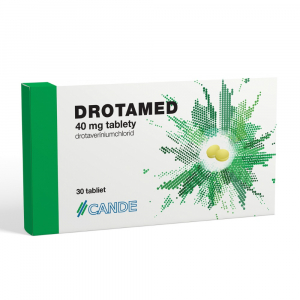 DROTAMED 40 mg 30 tabliet