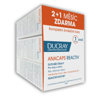 DUCRAY Anacaps Reactiv  3x 30 kapsúl