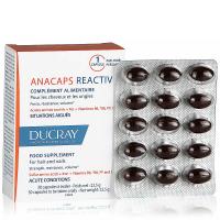 DUCRAY Anacaps Reactiv - reakční vypadávání vlasů 30 tobolek