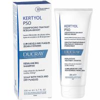 DUCRAY Kertyol P.S.O. Ošetrujúci šampón navracajúci rovnováhu vlasovej pokožke 200 ml