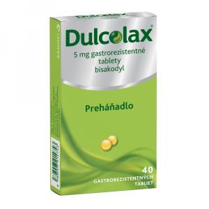 DULCOLAX 5 mg 40 tabliet