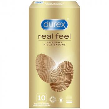DUREX Prezervatív RealFeel 10 ks