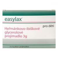 EASYLAX detské preháňadlo Chamomile 2 x 3 g