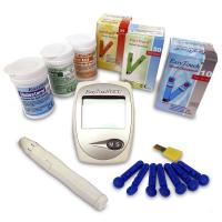 EASYTOUCH Cholesterolmeter GCU + prúžky SET