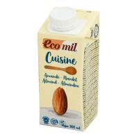 ECOMIL Mandľová alternatíva smotany 200 ml BIO