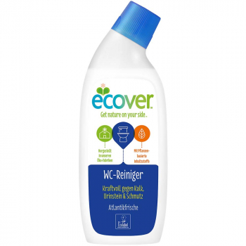Ecover WC čistič s vôňou oceánu 750 ml