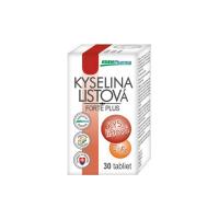 EDENPHARMA Kyselina listová forte plus tablety 30 ks