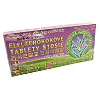 Eleuterokokové tablety StoSilo 10 kapsúl