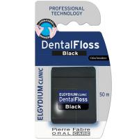 ELGYDIUM Clinic Dentálna niť čierna 50 ml