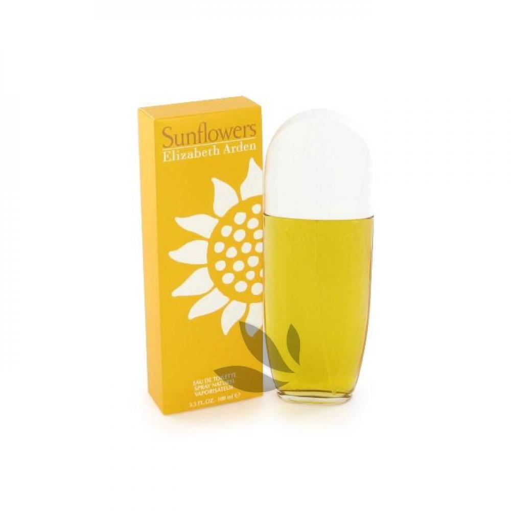 Elizabeth Arden Sunflowers - toaletná voda s rozprašovačom 50 ml