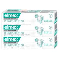 ELMEX Sensitive Professional Repair & Prevent Zubná pasta 3 x 75 ml