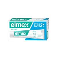 ELMEX Sensitive Zubná pasta s aminfluoridom 2x 75 ml
