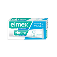 ELMEX Sensitive Whitening zubná pasta 2x 75 ml