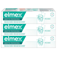 ELMEX Sensitive Professional Zubná pasta 3 x 75 ml