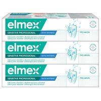 ELMEX Sensitive Professional Gentle Whitening Zubná pasta 3 x 75 ml