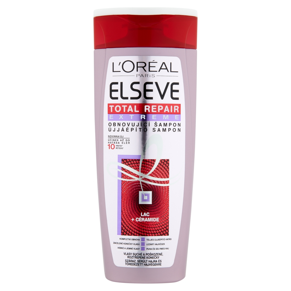 L'ORÉAL Elseve Total Repair 5 regeneračná šampón 250 ml