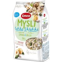 EMCO Mysli sypané ľahké a krehké Semienka a orechy 550 g