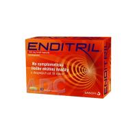 ENDITRIL 100 mg tvrdé kapsuly 10 ks