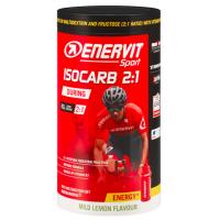 ENERVIT Isocarb 2:1 citrón 650 g