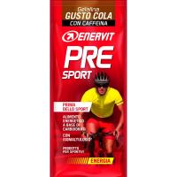 ENERVIT PRE Sport energetické želé cola + kofeín 45 g