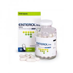 ENTEROL 250 mg kapsule 50 ks