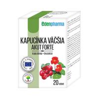 EDENPHARMA Kapucínka väčšia akut forte tablety 20 ks
