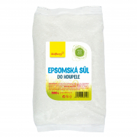 WOLFBERRY Epsomská soľ do kúpeľa 1000 g