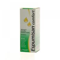 ESPUMISAN Comfort 100 mg/ml perorálne emulzné kvapky 30 ml
