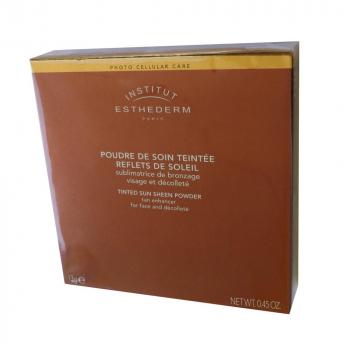 Esthederm Sun Shennn Tinted Powder - slnečná púder 13 g
