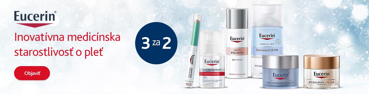 Dermokozmetika Eucerin 3za2
