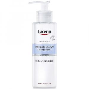 EUCERIN DermatoCLEAN Čistiace pleťové mlieko 200 ml