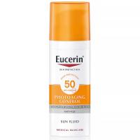 EUCERIN Sun Emulzia na opaľovanie na tvár proti vráskam Photoaging Control SPF 50 50 ml