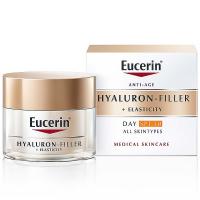 EUCERIN HYALURON-FILLER + Elasticity Denný krém SPF30 50 ml