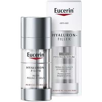 EUCERIN Hyaluron-Filler Nočné obnovujúce & vypĺňajúce sérum 30 ml